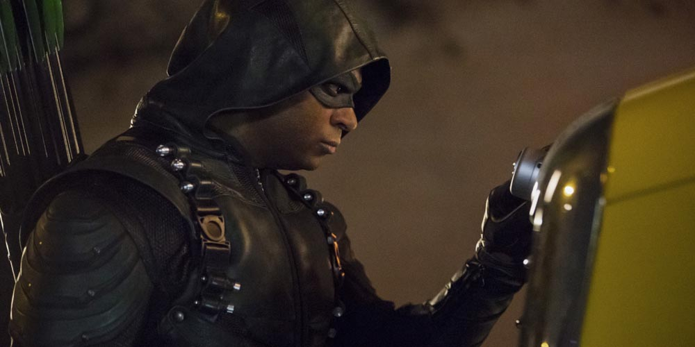 Arrow S David Ramsey Teases Just How Long Diggle Will Be