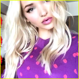 Dove Cameron Opens Up About Beauty Insecurities on Social Media