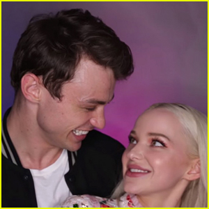 Dove Cameron Recalls The 'Terrifying' Feeling of Falling in Love With Thomas Doherty
