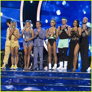 'Dancing With The Stars' Season 25 Week #6 Elimination Results