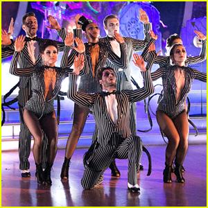 'Dancing With The Stars' Season 25 Halloween Night Week #7 - Songs, Dances & Team Details Revealed!