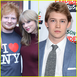 Ed Sheeran Approves of Taylor Swift's New Boyfriend Joe Alwyn!