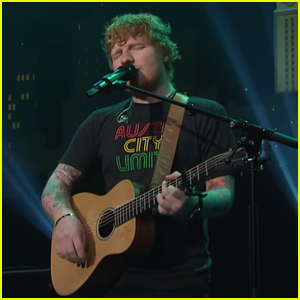 Ed Sheeran Performs 'Shape of You,' 'Castle on the Hill' & More For Austin City Limits