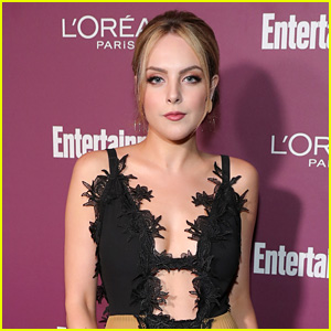 Elizabeth gillies thinks her victorious co stars are all down for elizabeth gillies thinks her victorious co stars are all down for a reunion voltagebd Choice Image