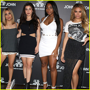 Fifth Harmony Stops By John John Store in Brazil!