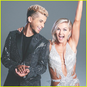 Lindsay Arnold Says Jordan Fisher Feels the DWTS Pressure to Be Perfect (Exclusive)