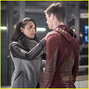 'The Flash' Scoop: Barry 'Loves' That Iris Is The One Running Team Flash