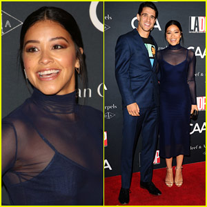 Gina Rodriguez & Boyfriend Joe LoCicero Are Picture Perfect!