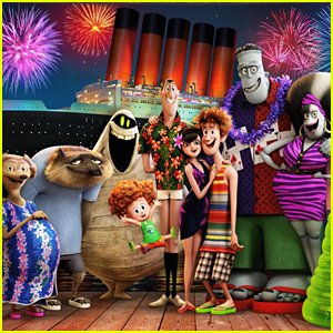 'Hotel Transylvania 3' Debuts First Look Pic!