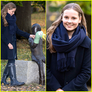 Norwegian Princess Ingrid Alexandra Gets Sculpture Park Named After Her in Oslo