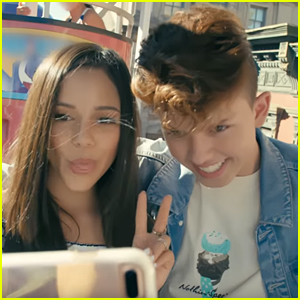 Jacob Sartorius Releases Romantic 'Chapstick' Video With Jenna Ortega - Watch!