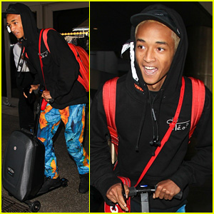 Jaden Smith Reveals His Nifty Way of Always Catching Flights on Time!