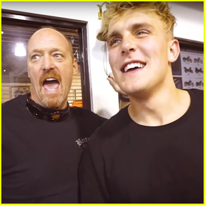 Jake Paul Surprised His Dad With His Dream Birthday Gift!