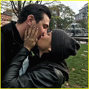 Janel Parrish Engaged To Longtime Boyfriend Craig Long!