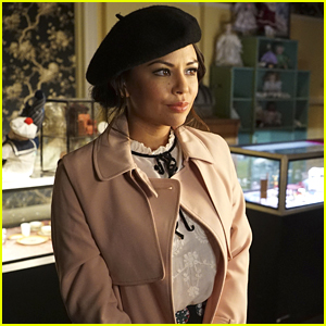 Janel Parrish Has Known About 'The Perfectionists' For a Year