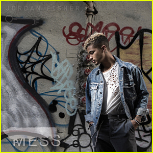 Jordan Fisher Drops 'Mess' Off Upcoming Debut Album - Listen & Download Here!