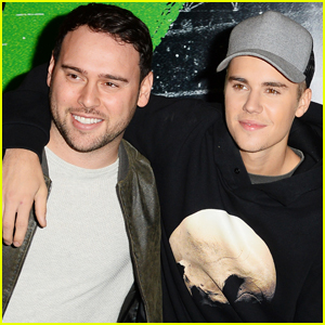 Scooter Braun Says Everyone Told Him to Give Up on Justin Bieber During Rough Patch