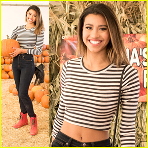 PLL's Kara Royster Picked Out Her Perfect Halloween Costume
