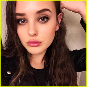 Katherine Langford Tributes Hannah Baker For World Mental Health Day