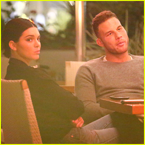 Kendall Jenner Grabs Dinner with Rumored Boyfriend Blake Griffin!
