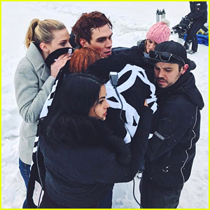 KJ Apa Put Madelaine Petsch's Needs Ahead of His Own While filming 'Riverdale's Season One Finale