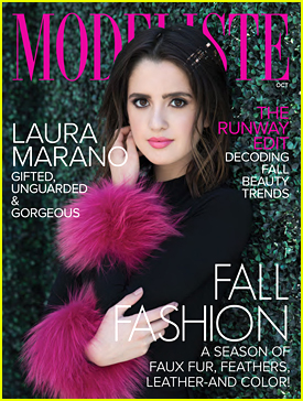 Laura Marano Dishes On New Movie 'The War With Grandpa'