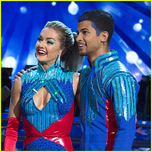 Jordan Fisher & Lindsay Arnold Will Dance Contemporary For 'DWTS's Most Memorable Year Next Week