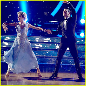 Lindsey Stirling & Mark Ballas Foxtrot to 'Pinocchio' on DWTS Season 25 Week 5