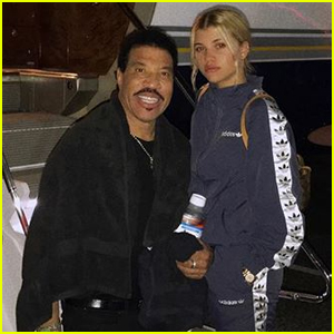 Sofia Richie's Dad Lionel Is In Shock She's Dating Scott Disick
