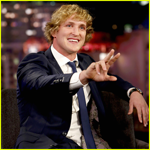 Logan Paul Drove To His Jimmy Kimmel Live Appearance in 'The Cool Bus'