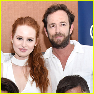 Luke Perry Masqueraded as Madelaine Petsch To Hide From Paparazzi on 'Riverdale' Set