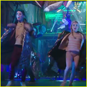Disney Channel Drops First 'Zombies' Music Video Teaser!
