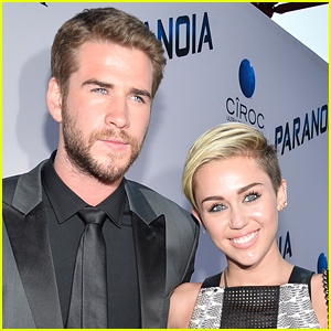 Miley Cyrus Spills On How She Feels About Liam Hemsworth's Hot Co-Stars