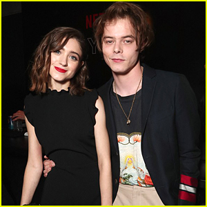 Fans React to Natalia Dyer & Charlie Heaton Making Their Relationship Public