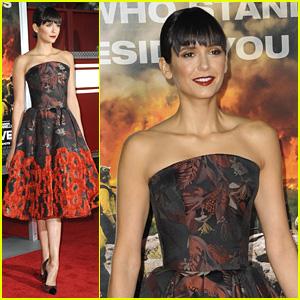 Nina Dobrev Rocks Fall Fashion at 'Only the Brave' Premiere