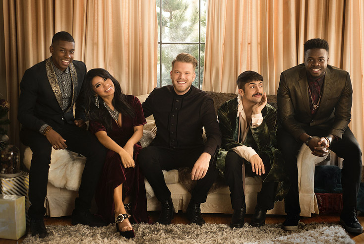 Singer Matt Sallee Joins Pentatonix On Tour For Holiday