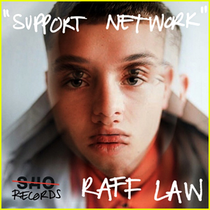 Raff Law Debuts New Song 'Support Network' - Listen & Download Now!