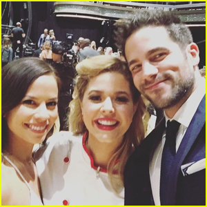 Brant Daugherty Supports Sasha Pieterse at 'DWTS': 'So Proud of You'