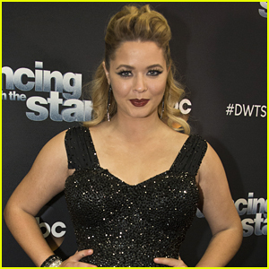 Sasha Pieterse Thanks Fans For Following Her to 'DWTS'
