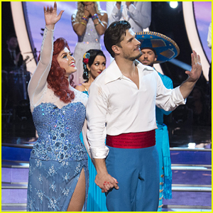 Sasha Pieterse Shares Touching Thank You To Fans After Being Eliminated from DWTS
