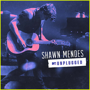 Shawn Mendes To Release MTV Unplugged Live Album - Details