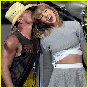 Taylor Swift Joins Kenny Chesney for Live 'Big Star' Recording!