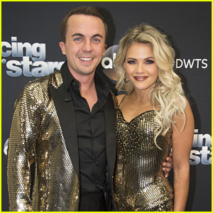 Frankie Muniz & Witney Carson Samba To NSYNC on DWTS Season 25 Week 3