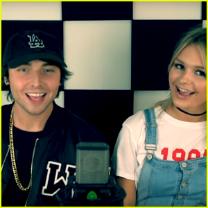 Wesley Stromberg Drops 'Back to You' Cover With Mason Ashley - Watch Now!