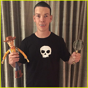 Will Poulter Dressed Up as Sid From 'Toy Story' for Halloween To Convey an Important Message About Bullying