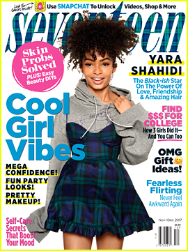 Yara Shahidi Opens Up About the Reason She's Not Dating Right Now