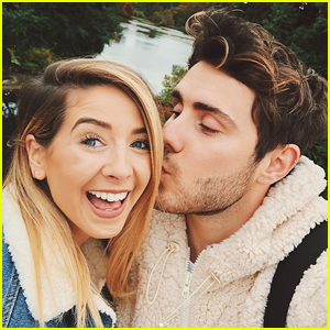 Zoella Got the Most Amazing Present From Boyfriend Alfie Deyes!