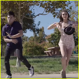 Alyson Stoner Reunites With 'Step Up' Cast Members For 'If Life Were a Dance Movie' - Watch!