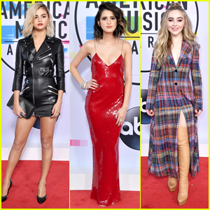 2017 American Music Awards - All The Hottest Looks!