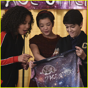 Andi Mack's Joshua Rush & Peyton Elizabeth Lee Talk About Acceptance Theme in Season 2